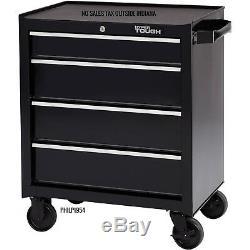 26 4 Drawers Mechanic Rolling Tool Cart