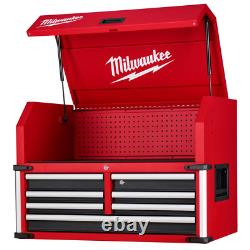 36 W 12-Drawer Mobile Rolling Tool Chest & Cabinet Combo Organizer With Wheels