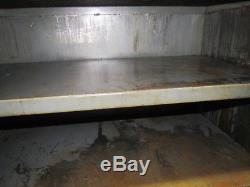 48x26 Rolling Workbench Tooling Cart Job Box HD Welded Steel