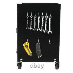 5 Drawer Rolling Cart Tool Storage Organizer Chest Cabinet Combo Mechanic Box