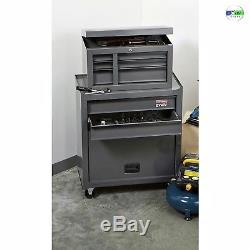 5 Drawer Tool Chest Workshop Craftsman Rolling Box Garage Storage Cabinet Cart