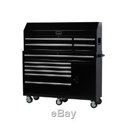 61 in wide 65 in tall Tool Chest Rolling Cabinet box cart storage commercial new