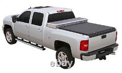 Access Toolbox Edition Soft Roll Up Truck Bed Tonneau Cover 62329