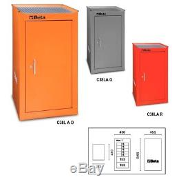 Beta Tools C38La O Side Tool Box Cabinet For C38 Roller Cabinet Roll Cab