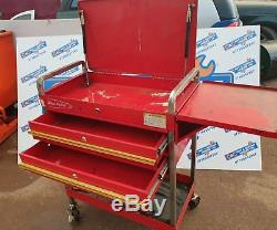 Blue Point ServiceTrolley / Service Cart Tool Box Roll Cab by Snap on Tools