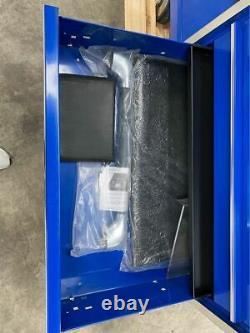 Brand New Snap On 54 Roll Cab Tool Box KRL1022PCM Blue