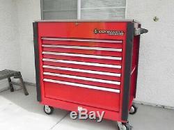 Cornwell Ctbmm800 Mobile Work Center Large 7 Drawer Roll Cart Tool Box