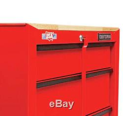 CRAFTSMAN 1000 Series 26.5-in W x 32.5-in H 4-Drawer Steel Rolling Tool Cabinet