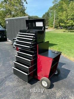 Craftsman Kart Racing Rolling Tool Box