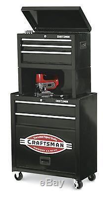 Craftsman Rolling Tool Chest Cabinet Box Garage Toolbox Organizer Storage Drawer