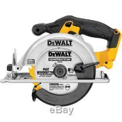 DEWALT 7-Tool 20V MAX Li-Ion Cordless Combo Kit in a Rolling ToughSystem Toolbox