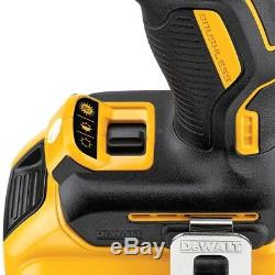 DEWALT Cordless Combo Tool Kit 20V MAX Drill Driver Grinder Saws Rolling Toolbox