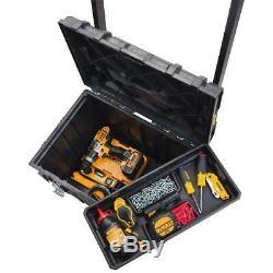 DEWALT Tough System 22 in. Rolling Toolbox Mobile Storage Organizer Tool Box