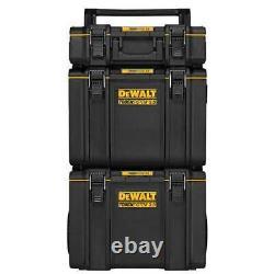 DeWALT DWST60436 TOUGHSYSTEM 2.0 Heavy Duty Rolling Tower Tool Box