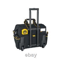 DeWalt Heavy Duty Large Rolling Tool Bag Box Chest Tools Organizer with Wheels