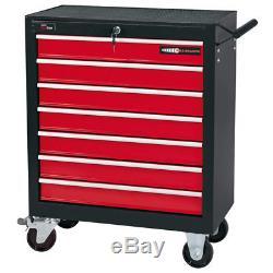 Draper Redline 7 Bearing Drawer Cabinet Roll Cab ToolBox 80601 619 x 330 x 660m