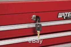Drawer Tool Box Cabinet Storage Organizer Garage Chest Wheel Rolling Parts