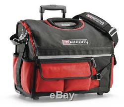 FACOM BS. R20 ROLLING SOFT TOTE BAG TOOLBOX ON WHEELS 33 Litre Material TOOL BOX