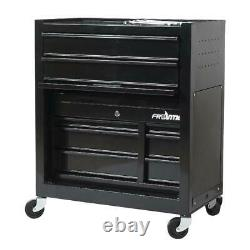 Frontier 24 in Tool Chest And Rolling Cabinet With Drawers Wheels Tool Organizer