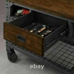 Heavy Duty Metal Rolling Tool Bench Box Dewalt Craftsman Milwaukee FAST SHIP