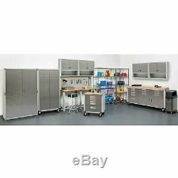Heavy Duty Stainless Steel Rolling Tool Box Cabinet Workbench 6 Drawer Seville
