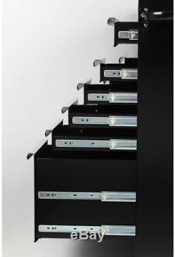 Husky Drawer Rolling Tool Chest Box Cabinet Set 52 18 Garage Storage Organizer