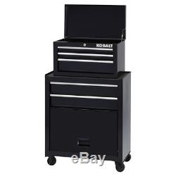 Kobalt 1000 5 Drawer Rolling Tool Chest Box Cabinet Storage Toolbox Organizer