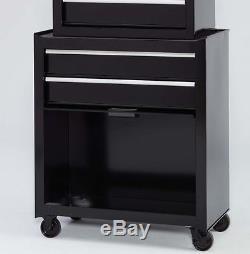 Kobalt 5 Drawer Rolling Tool Chest Box Cabinet Garage Storage Toolbox Organizer