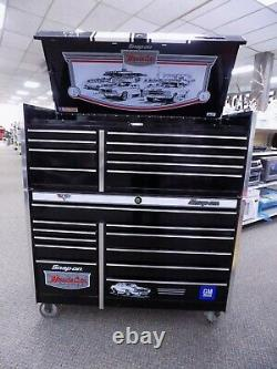 Limited Edition Snap-On rolling tool box GM Muscle Car Ed KRL791APFP RARE