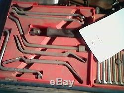 MATCO Rolling Tool Chest with tools