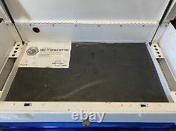 Matco JSC770 Service Cart / Tool Box Chest Roll Cart 40 6 Drawers Locking Tool