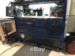 Matco Triple Bay 6s Rolling Tool Box (Tools Not Included)