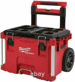 Milwaukee 48-22-8426 PACKOUT 22 in. Rolling Tool Box