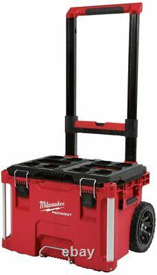 Milwaukee 48-22-8426 PACKOUT Rolling Tool Box New