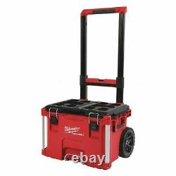 Milwaukee 48-22-8426 Packout Impact Resistant Rolling Tool Box