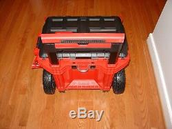 Milwaukee PACKOUT Rolling Tool Box 48-22-8426 New