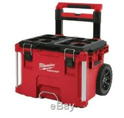 Milwaukee PACKOUT Rolling Tool Box 48-22-8426 New without inside tray