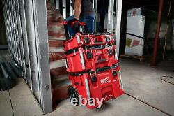 Milwaukee PACKOUT Tool Box Storage System 3 Box Stack