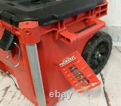 Milwaukee Packout Rolling Tool Box