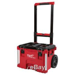 Milwaukee Packout Rolling Tool Box 48-22-8426 New Fast Ship