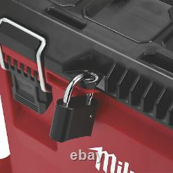 Milwaukee Packout Rolling Toolbox 22.1in. L x 18.9in. W x 25.6in. H 48-22-8426