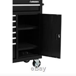 NEW Husky Rolling Drawer Tool Storage Box 52 18 Garage Chest Cabinet Organizer