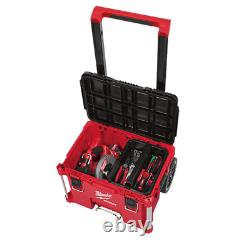 New Milwaukee 48-22-8426 250lb Capacity Rolling Jobsite Tool Box Packout