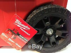 New Milwaukee 48-22-8426 PACKOUT Rolling tool Box case