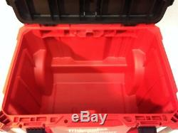 New Milwaukee 48-22-8426 Packout 22 Rolling Toolbox & 48-22-8425 No Inserts