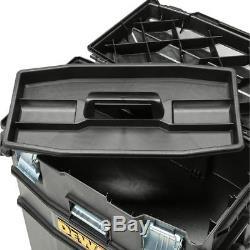 Rolling Cabinet DeWalt Portable Mobile Work Center Tool Box Storage Organizer