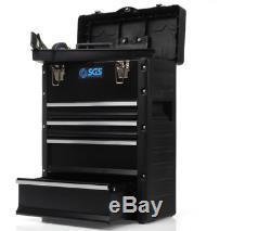 Rolling Tool Box Case Garage Drawer Storage Organiser