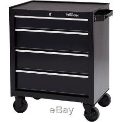 Rolling Tool Cabinet Organizer Steel Storage Box Metal Chest Utility Toolbox