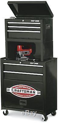 Rolling Toolbox Cabinet Storage Chest Box Garage Tool Organizer Drawer Craftsman