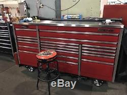 Rolling tool box chest